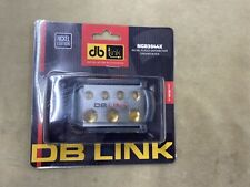 Db Link Distribution Ground Block - 3 Inputs (0 Gauge) 4 Outputs (4 Gauge) New!