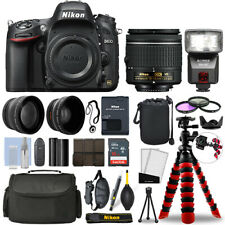 Cámara réflex digital Nikon D61 con 18-55 mm Lente 16 GB 3 VR + Ultimate Kit De Accesorios