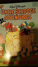 Gladstone comics, uncle scrooge adventures, #16