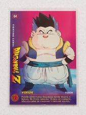 Dragon Ball Z Fighting Cards #64 - Panini Spanish DBZ