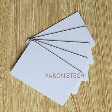 10pcs  RFID 125KHZ Em4305 blank white cards writable rewrite cards