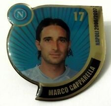 Pin Spilla Calcio Napoli 2006/2007 - Marco Capparella
