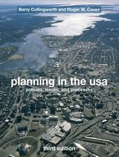Planning in the USA : Policies, Issues, and Processes
