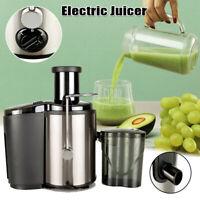 800W 600ML Electric Juicer Blender Fruit & Vegetable Juice Extractor Machine