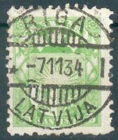 Lettland, Mi.-Nr.219o + Lot Marken Jahre 1918/19 mit 1IIo,19bo