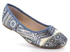 Tamaris Damen-Halbschuhe & -Ballerinas aus Textil in Größe EUR 40