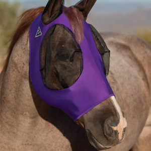 Professionals Choice ComfortFit Fly Mask Solid Hor