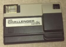 Eastman Kodak Disc Camera Tele Challenger Vintage Untested No Disc Photography