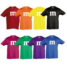 """Bügelbild """"M&M"""" M-Shirt - Aufbügler -"""