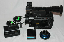 Sony PMW-F3 Super 35mm Full-HD Camera with accessories