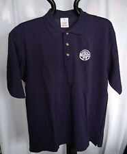THE BEATLES - POLO SHIRTS - NAVY - GREAT QUALITY - GIFT - THE FAB 4 - LIVERPOOL