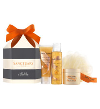 Sanctuary Spa Let Go And Unwind Ladies Christmas Gift Set New Pamper Hamper