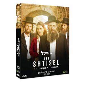 DVD - Les Shtisel Une famille à Jérusalem S2 - 4 DVD - Michael Anoni, Doval'e Gl