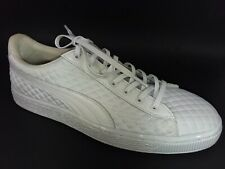 PUMA  Men's  Meek Mill  Dreamchasers Basketball Training White Sneakers Size 9 W