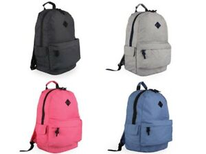 LARGE Backpack Rucksack Bag Mens Ladies Girls Travel School Gym Sports Bag