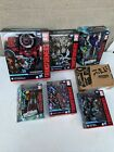 Transformers War for Cybertron Lot of 7 Figures Scavenger, Ironworks, Hot Rod