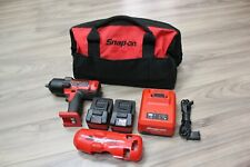 """Snap-on CT8850 18V 1/2"""" Drive MonsterLithium Cordless Impact Wrench Kit"""