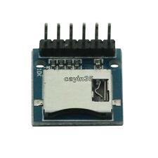2PCS Micro SD TF Tarjeta Módulo Módulo de memoria Módulo de tarjeta mini sd Arduino Arm Avr