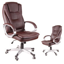 9 FARBEN Sessel Bürosessel Chefsessel Bürostuhl Drehstuhl Bürodrehstuhl PU-Leder
