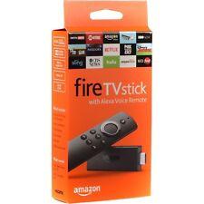 BRAND NEW AMAZON FIRE STICK ALEXA VOICE REMOTE NEWEST 2ND GENERATION FIRE TV