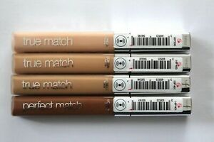 L'Oreal True Match Perfect Match Concealer 6.8ml - Please Choose Shade: