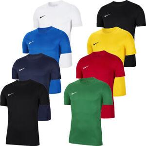 Nike Mens T Shirt TShirt T-Shirt Park VII Gym Football Sports T Shirts Tops Tee