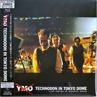 YELLOW MAGIC ORCHESTRA-TECHNODON LIVE 1993 TOKYO DOME-JAPAN BLU-RAY+CD L60 zd