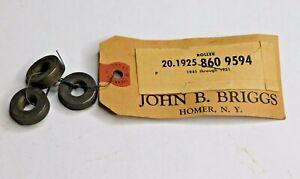 1941-1951 Cadillac Roller Period Correct Hardware Original John B. Briggs Lot 3