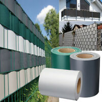 PVC Garden Fence Privacy Screen Roll Balcony UV Resistant Sunscreen Protection
