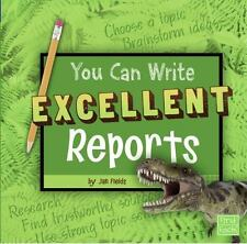 You Can Write Excellent Reports-ExLibrary