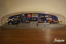 Star Wars Lego Mini Figure Space Ship Display Case