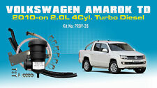 Mann Provent Oil Catch Can Kit for Volkswagen Amarok 2010-on 2.0L Turbo D BITDI