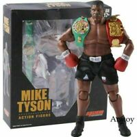 King of Boxing Mike Tyson Boxer with 3 Head Sculpts Action Figure Model Toy