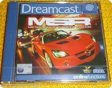 Metropolis Street Racer videogame Sega Dreamcast > NEW!