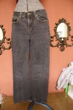 Women's - Misses Dkny Size 6S Black Boot Cut Soho Jeans EUC