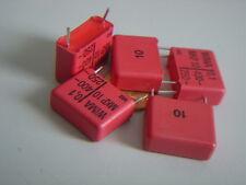 MKP1G031004D  8 pcs MKP10 0,1uF 100nF 400V RM15 10% WIMA PP Kondensator NEU