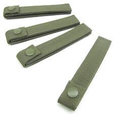 CONDOR MOD MOLLE Modular Straps 224 Set/4, 6 inch long - OLIVE DRAB OD Green