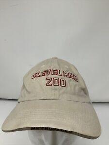 CLEVELAND ZOO METROPARKS Hat ~ Adjustable Adult HAT CAP