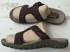 Womens SKECHERS OUTDOOR LIFESTYLE  Fabric Slip-On Sandals UK Size 7