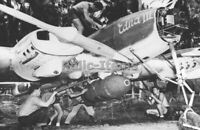 WW2 Picture Photo Assault drone Edna III being prepared for Rabaul attack 1649