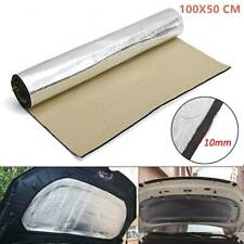 Car Sound Proofing Closed Cell Foam 10mm Deadening Insulation Heat 50X100cm