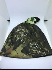 """Mossy Oak Break Up 8"""" Knit Cap - Beanie - Headwear - Camouflage"""