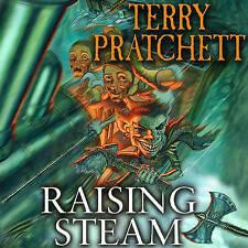Terry Pratchett - Raising Steam (Audiobook CD) Discworld