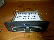 RENAULT LAGUNA 2006 CABASSE AUDITORIUM RADIO STEREO CD PLAYER 8200483749T