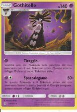 CARTA POKEMON  - GOTHITELLE - 54/145 - PS 140 - RARA - IN ITALIANO