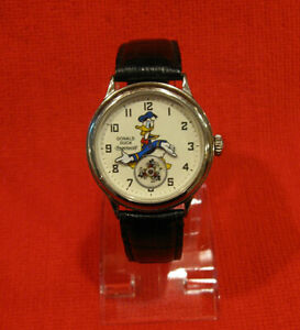 INGERSOLL Limited Edition Disney DONALD DUCK 60th Birthday Watch EXCELLENT WORKS