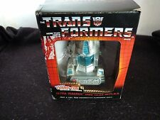 TRANSFORMERS ULTRA MAGNUS MINI HEAD REPLICA COMIC CON NY 2006 LTD EXCL. BUST NEW