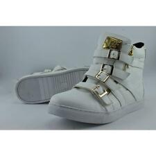 J75 by Jump Zeus Men US 11 White Fashion Sneakers Pre Owned  1142