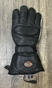 1 (one) Right Hand Harley Davidson Heated Plug-in 12V Glove Size M (replacement)