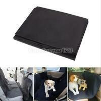 Car Seat Protector Cover for Dogs Pet Hammock Water Resistant Rear Heavy Duty